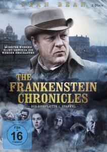 The Frankenstein Chronicles Staffel 1