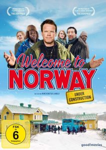 Welcome to Norway DVD