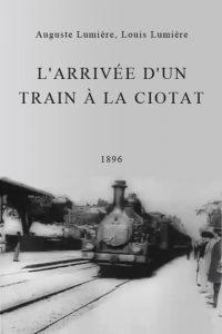 Ankunft eines Zuges in La Ciotat