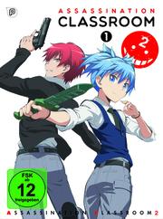 Assassination Classroom Staffel 2 Volume 1