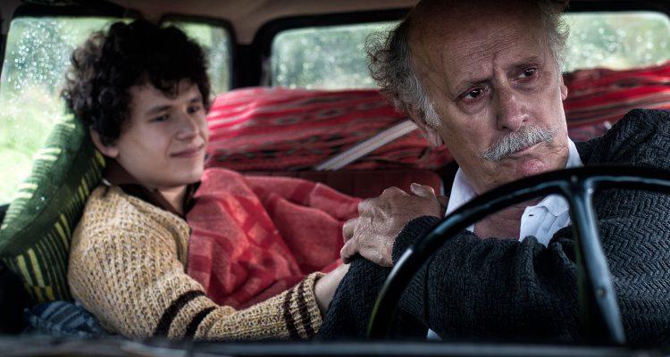 Die Reise mit Vater