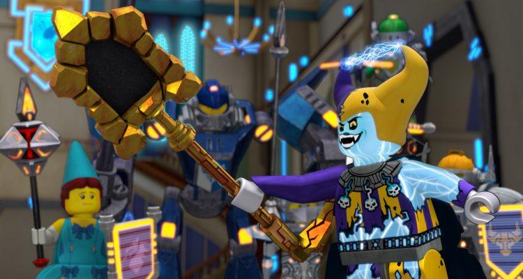 Lego Nexo Knights 3.2