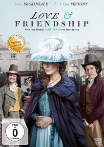 Love and Friendship DVD