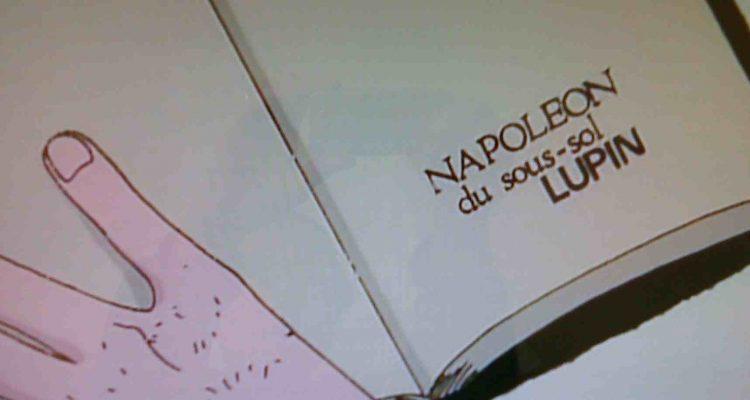 Lupin III Napoleons Dictionary
