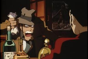 Lupin III Voyage to Danger