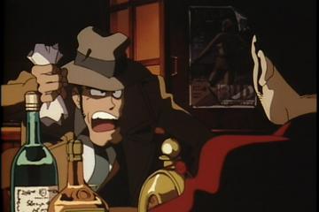 Lupin III Voyage to Danger