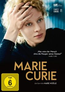 Marie Curie DVD