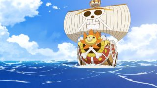 One Piece Film 10 Strong World