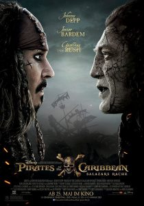 Pirates Of The Caribbean Salazars Rache