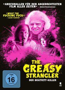 The Greasy Strangler DVD