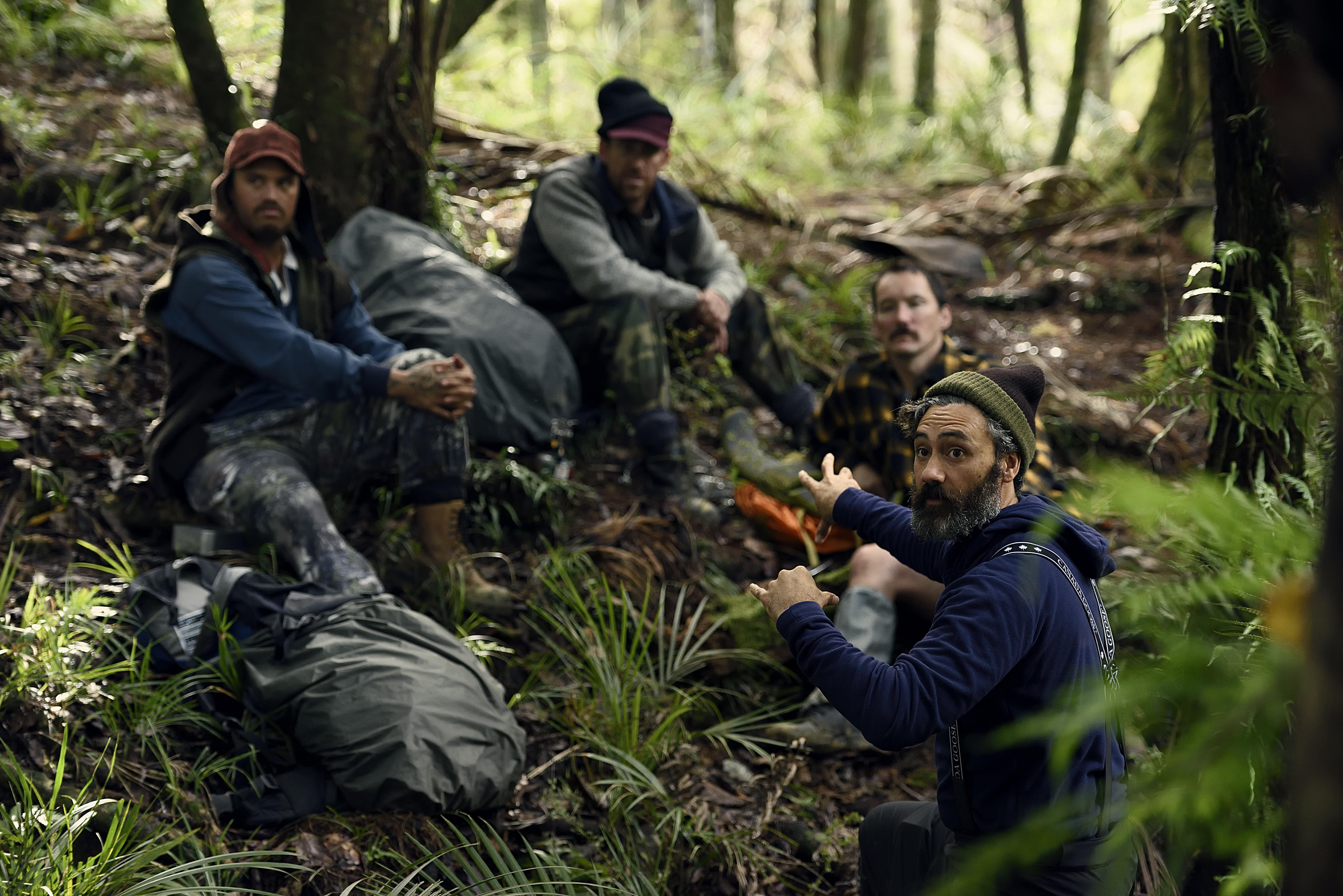Wo Die Wilden Menschen Jagen Trailer