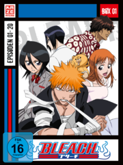 Bleach Box 1
