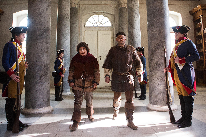 Die Besucher Sturm Auf Die Bastille