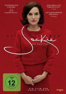 Jackie Die First Lady DVD