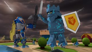 Lego Nexo Knights 3.3