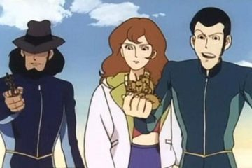 Lupin III Dragon of Doom