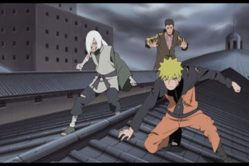 Naruto Shippuden The Movie 5 Blood Prison