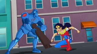 DC Super Hero Girls Intergalaktische Spiele
