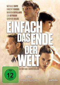Einfach das Ende der Welt DVD