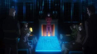 Ghost in the Shell Arise Border 5 Pyrophoric Cult
