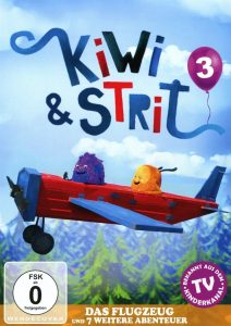 Kiwi und Strit Vol 3