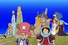 Abenteuer in Alabasta, die Wüstenprinzessin (2007)