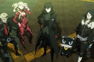 Persona 5 the Animation The Daybreakers