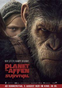 Planet Der Affen Netflix