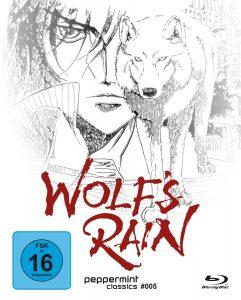 Wolfs Rain Gesamtbox