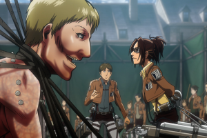 Attack on Titan Staffel 1