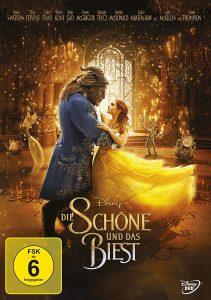 Die Schoene und das Biest 2017 DVD