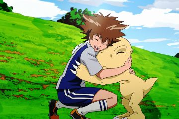 Digimon Adventure Tri Chapter I Reunion