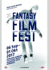 Fantasy FIlmfest 2017 Plakat