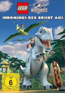 Lego Jurassic World Indominus Rex bricht aus
