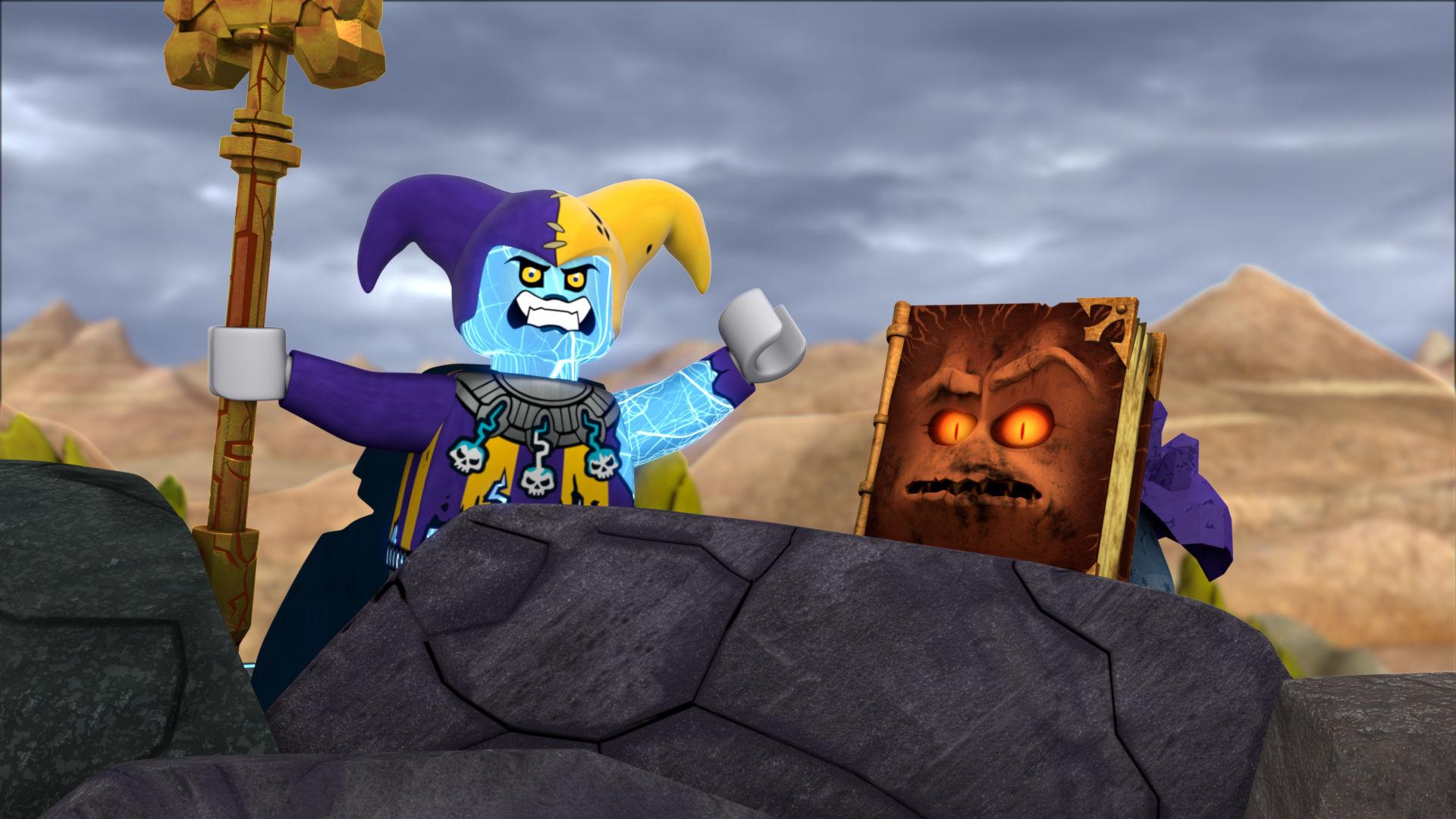 Lego Nexo Knights Folgen