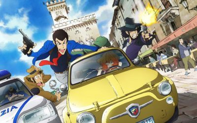 Lupin III Special