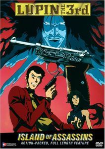 Lupin III Island of Assassins