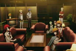 Persona 3 Midsummer Knights Dream