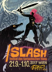 Slash Filmfestival Visual 2017 hoch