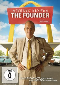The Founder DVD