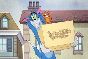 Tom und Jerry Willy Wonka und die Schokoladenfabrik