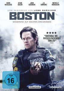 Boston DVD