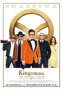Kingsman Film Mark Hamill