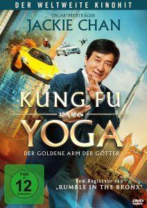 Kung Fu Yoga Der goldene Arm der Goetter