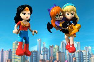 LEGO DC Super Hero Girls Im Bann des Diamanten