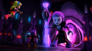 LEGO DC Super Hero Girls Im Bann des Diamanten