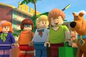 Lego Scooby Doo Strandparty