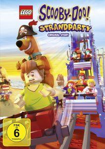 Lego ScoobyDoo Strandparty