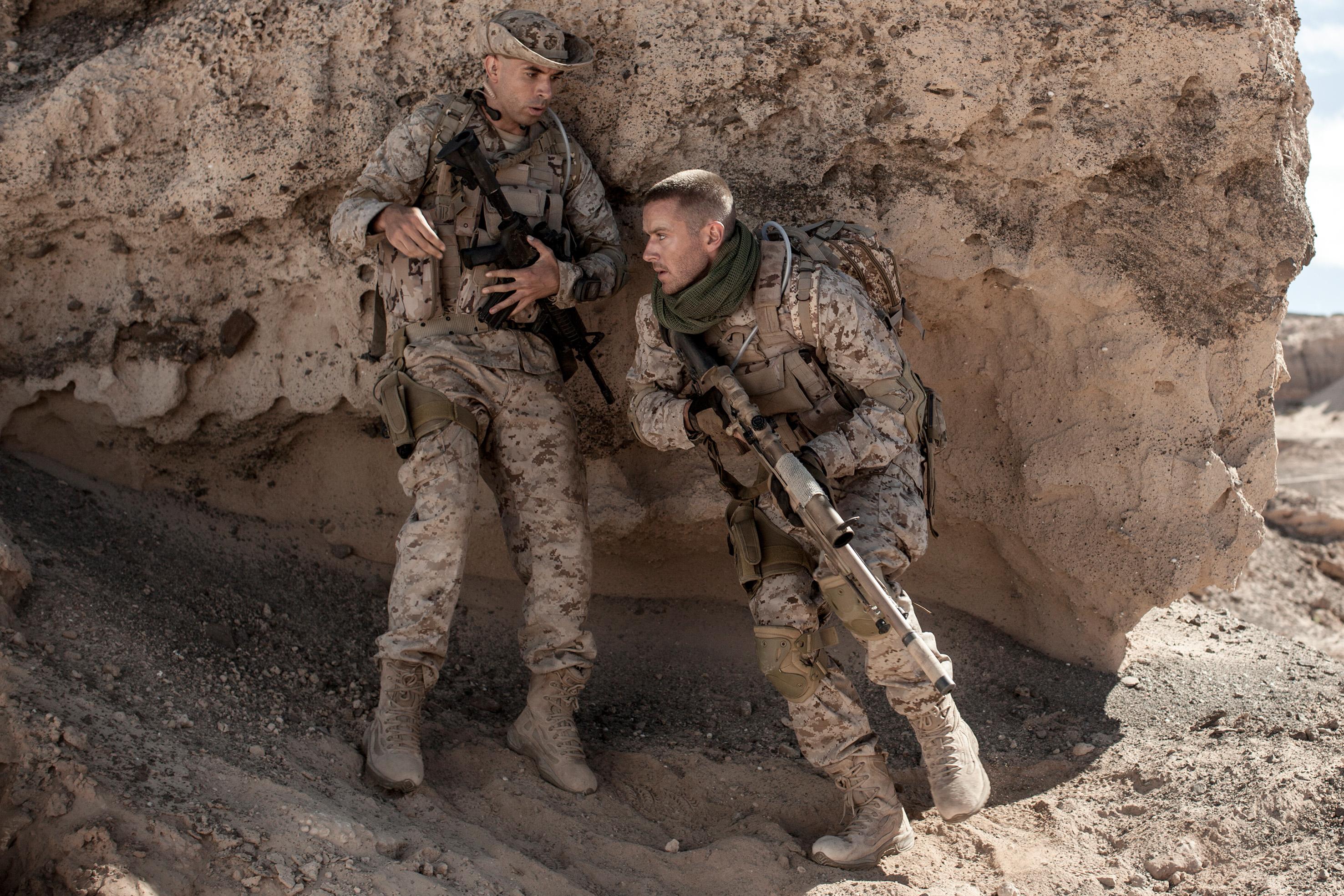 Japanisches Mädchen Und Ein Soldat