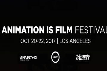 Animation Is FIlm 2017